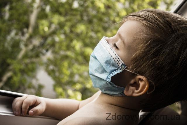 Діти найчастіше страждають на аденоїди