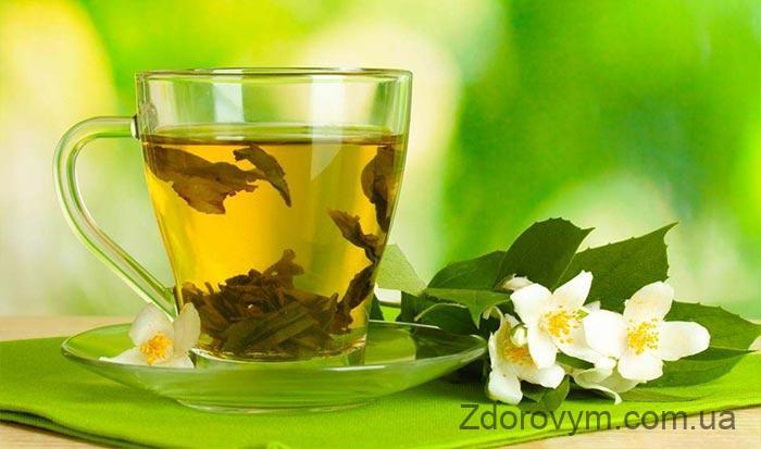 Чай з борової матки
