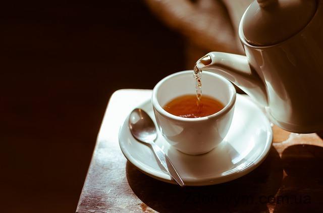 Чай з малини