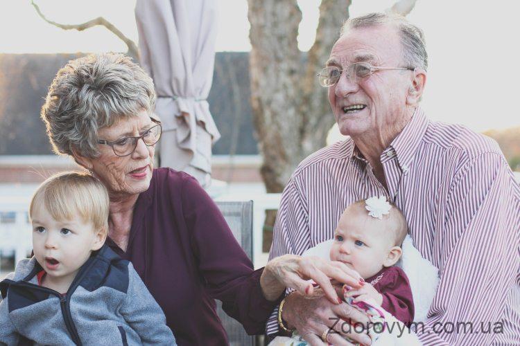 Імпотненція у літніх людей