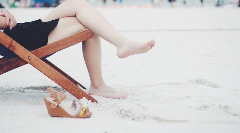 Ноги після вагітності
