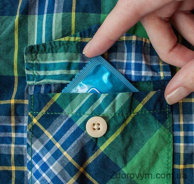 Презерватив як метод контрацепції