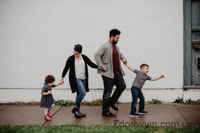 Здорова сім'я